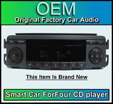 Smart Car para cuatro Reproductor de CD, Smart radio de coche Unidad Principal