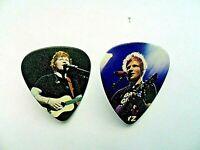 Ed Sheeran Guitarra Pick Plectrum Pin /Solapa /Corbata Insignia 2A Elegir