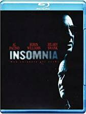 Blu Ray INSOMNIA *** Robert De Niro e Robin Williams *** ....NUOVO