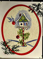 Christmas Ornament retired (photo #2) L@@K@examles ART IMPRESSIONS RUBBER STAMPS