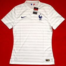 VERY RARE BNWT NIKE FFF MAILLOT EQUIPE FRANCE 14/15 PRO STOCK PLAYER MATCH LARGE