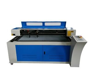 150W+150W 1530D CO2 Laser Cutting Machine Cutter/Two Dual Heads MDF Wood Acrylic
