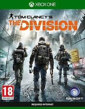 Tom Clancy's The Division (XBOX ONE) BRAND NEW SEALED