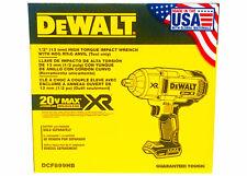 20 В-DEWALT Max XR высокий крутящий момент, 1/2 - дюймовый гайковерт-DCF899HB сделано в США