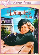 "NEW DVD "" Dimples ""  Shirley Temp"