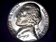 1965 Jefferson Nickel Uncirculated  **Free Shipping**