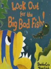 Look Out for the Big Bad Fish! by Sheridan Cain-ExLibrary