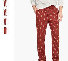 1830ff10bc J. Crew Flannel Pajama pants in Dog Print NEW