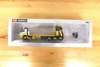 "WSI 01-2647 ""Mediaco"" Volvo FMX 8x4 w/Palfinger Boom Crane 1:50"