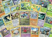 100 Pokemon cards lot RANDOM POKEMON CARD LOT Pokemon Rare and holo guaranteed