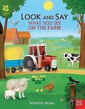 National Trust: mira y decir lo que ves en la granja por Sebastien Braun | Papel