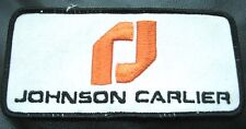JOHNSON CARLIER EMBROIDERED SEW ON PATCH  UNIFORM Arizona General Contractor