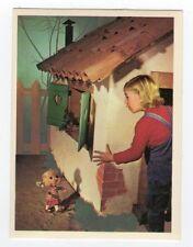 figurina TOPO GIGIO ALBI PER LA GIOVENTU' 1975 EDIZIONI PEREGO IMPERIA num. 131