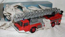Schuco 1:43 Metallmodell - Iveco Magirus Deutz FL 23-12 Feuerwehr Drehleiter Neu