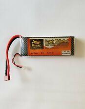 Zop Power Lipo Battery 7.4V 45C 5200mAh 2S Deans Plug New