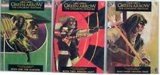 (1987) MIKE GRELL GREEN ARROW LONGBOW HUNTERS #1-3 COMPLETE SET!