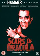 HAMMER HORROR DVD – SCARS Of DRACULA – CHRISTOPHER LEE & PATRICK TROUGHTON
