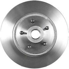 Disc Brake Rotor-Premium Brake Rotor Front Bendix PRT1016