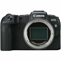 Canon EOS RP Mirrorless Digital Camera + Mount Adapter EF-EOS R Kit