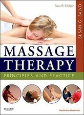 Massage Therapy : Principles and Practice by Susan G. Salvo (2011, Paperback)