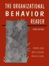 Organizational Behavior Reader 6th Edition Brand New