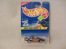 Hot Wheels  1997-536 Race Team III   '80s Corvette  NOC  1:64 scale (1116) 16909