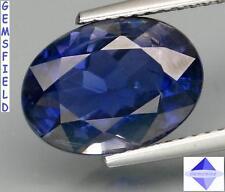 VS !!! 3.03cts !!! IOLITE de Madagascar !!! Lumineux bleu mauvé poli AAA++
