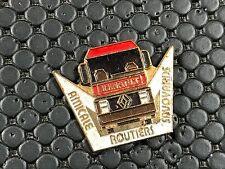PINS PIN BADGE CAR CAMION TRUCK RENAULT SAVOYARDS