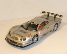 Scalextric 1:32 SCALE MERCEDES CLK LM RACING CAR  no2