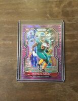 2020 Panini Prizm Jamycal Hasty Purple Pulsar SP RC San Francisco 49ers