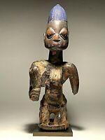 afrikanische Skulptur YORUBA tribal art africain Youruba Nigeria Africa Afrique