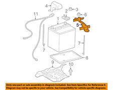 Scion TOYOTA OEM 05-10 tC 2.4L-L4 Battery-Hold Down Tie Bracket Clamp 7440421030