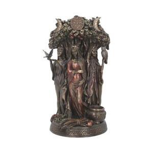 Maiden, Mother Crone 27cm Mythology Figurine Goddess Art Ornament Sculpture