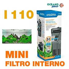 Filtro Interno Marina i - i110 300l/h acuario gambario tortuguera pecera