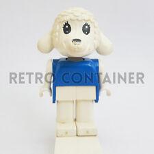 LEGO Minifigures - 1x fab7a - Lamb 1 - Fabuland Omino Minifig Set 3792 3654