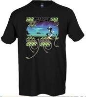 YES (Band) Yes Songs T SHIRT S-M-L-XL-2XL New Official Hi Fidelity Merchandise