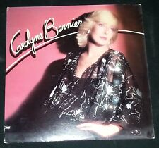 Carolyne Bernier LP Record Album - Dance With Me - My Guy - Secret Agent Love