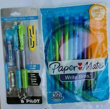 2 Packs Paper Mate Mechanical Pencils 07mm Pilot Mechanical Pencil 07 Mm