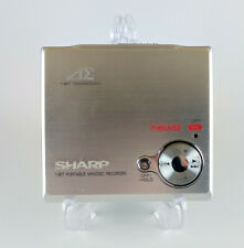 Sharp Auvi IM-DR80 NetMD Portable MiniDisc player *Works*