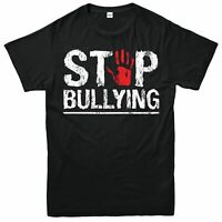 Stop Bullying Awareness T-Shirt Anti Bullying Top Unisex Adult & Kids Tee Top