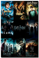 Harry Potter and the Deathly Hallows Movie Art Silk Poster 13x20 24x36 inch