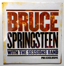 BRUCE SPRINGSTEEN CD EP With The Sessions Band PBS PROMO ONLY Sealed! 5 Songs