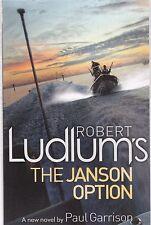 Robert Ludlum's The Janson Option by Robert Ludlum (Paperback, 2014) New Book