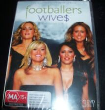 Footballers Wives The Complete Fourth Series 4 (Australia Region 4) DVD – New