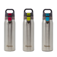 Aquaa Life | 24oz Stainless Steel Double Wall Vacuum Insulated Leak Proof Bottle