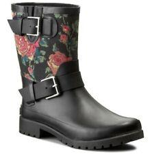 Polo Ralph Lauren Women's Mora Rain Shoes Wellies Wellingtons Boots Floral F12