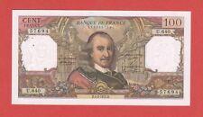 (Ref: U.640) BILLET DE 100 FRANCS CORNEILLE 4/05/1972 ( SPL)
