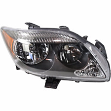 Fits 05-10 Scion tC Right Pssngr Headlamp w/grey bezel w/o projection high beam