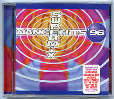 SUPERMIX DANCE HITS '96 promo CD 2 UNLIMITED Judy Cheeks ACE OF BASE Real McCoy