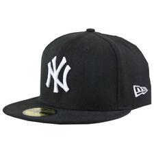 Cappelli da uomo berretti neri Taglia 59
